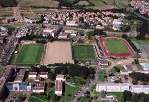 Campus de l'université du Maine