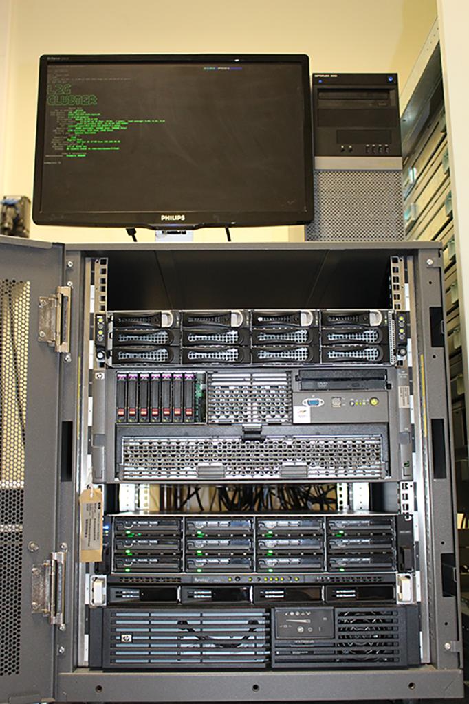 Infrastructure informatique